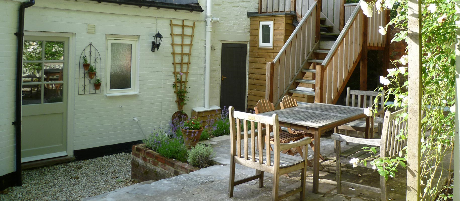 Holiday Rental in Milford on Sea