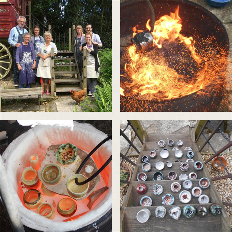 pottery workshops in hampshire