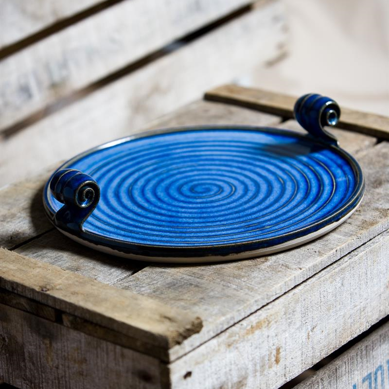 Small cheeseboard - Blue