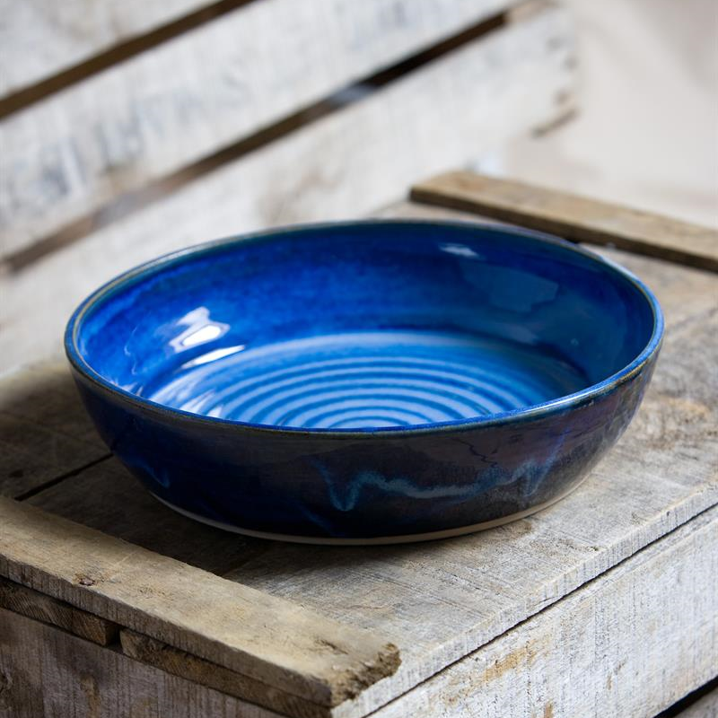 Small fruit bowl - Blue
