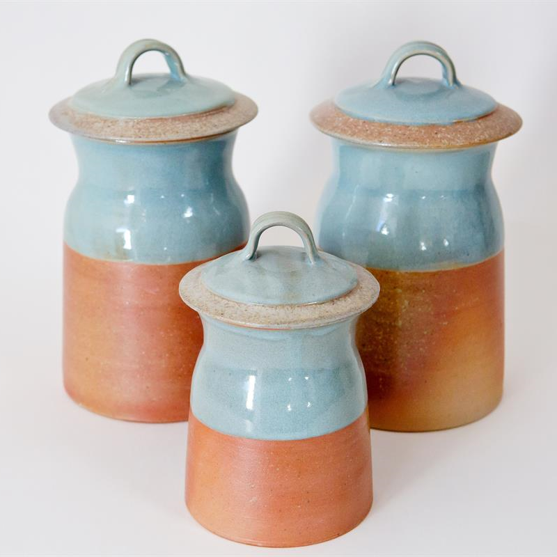 Storage Jars - Woodfire