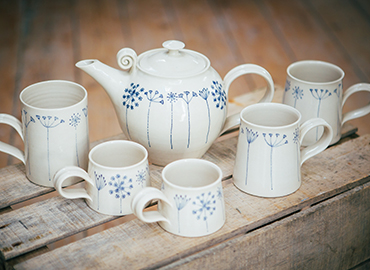 Online Pottery Shop