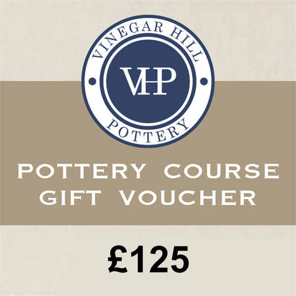 One Day Pottery Course Gift Card